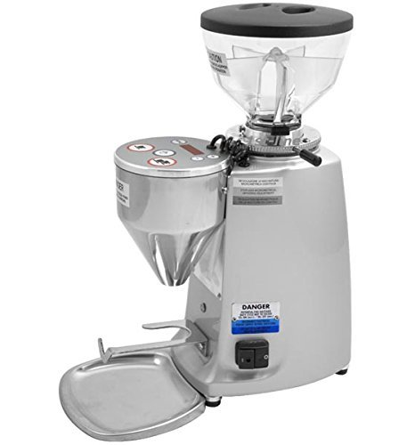 Mazzer Mini Electronic Type A Grinder - Silver