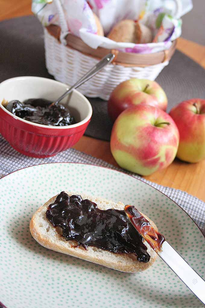 Make the perfect accompaniment to spread on toast, pancakes, pastries, and much more. We share our recipe for homemade apple butter spread: https://foodal.com/recipes/canning/homemade-apple-butter/