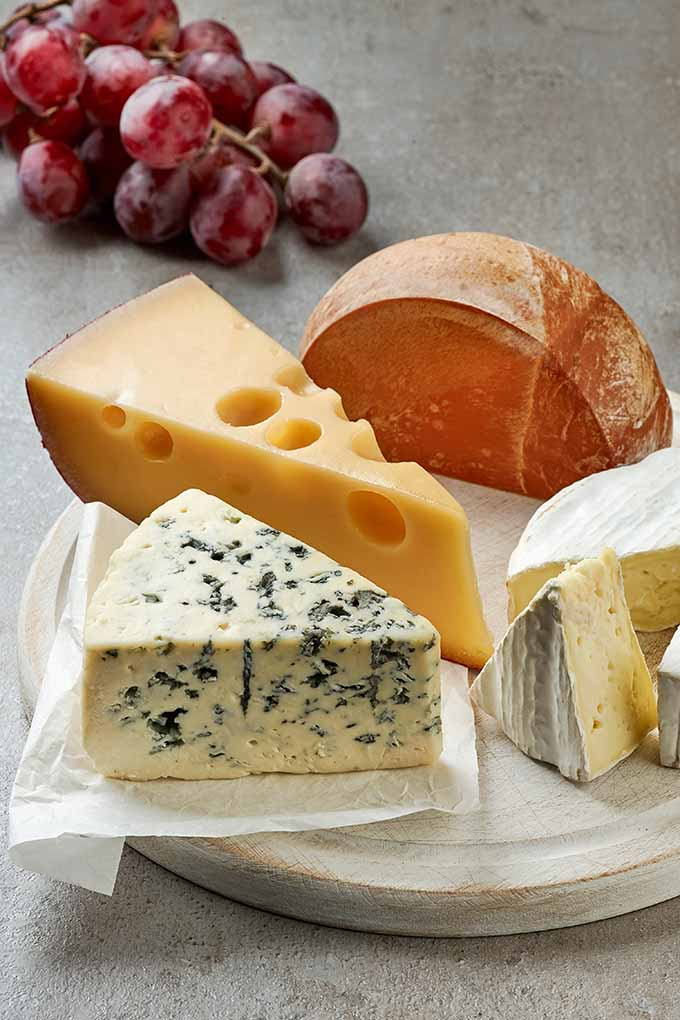 No idea how to store your cheese once you buy them? We share our guide for making your wedges last: https://foodal.com/knowledge/how-to/store-cheese/ ‎
