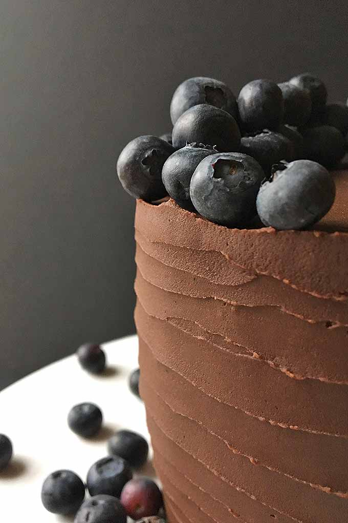 Learn how to decorate cakes with sinfully decadant ganache. We share our recipe, as well as tips and tricks: https://foodal.com/recipes/desserts/chocolate-ganache/