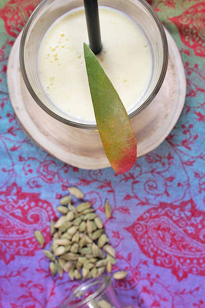 Try a refereshing alternative to smoothies and iced coffees with our creamy Indian lassi. We share our recipe: https://foodal.com/drinks-2/smoothies/indian-lassi/