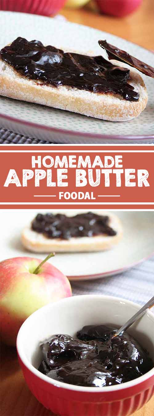 Homemade Apple Butter: A Two-Ingredient Treat to Spread on Just About Anything