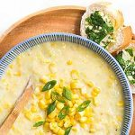 The best fresh summer corn chowder. | Foodal.com