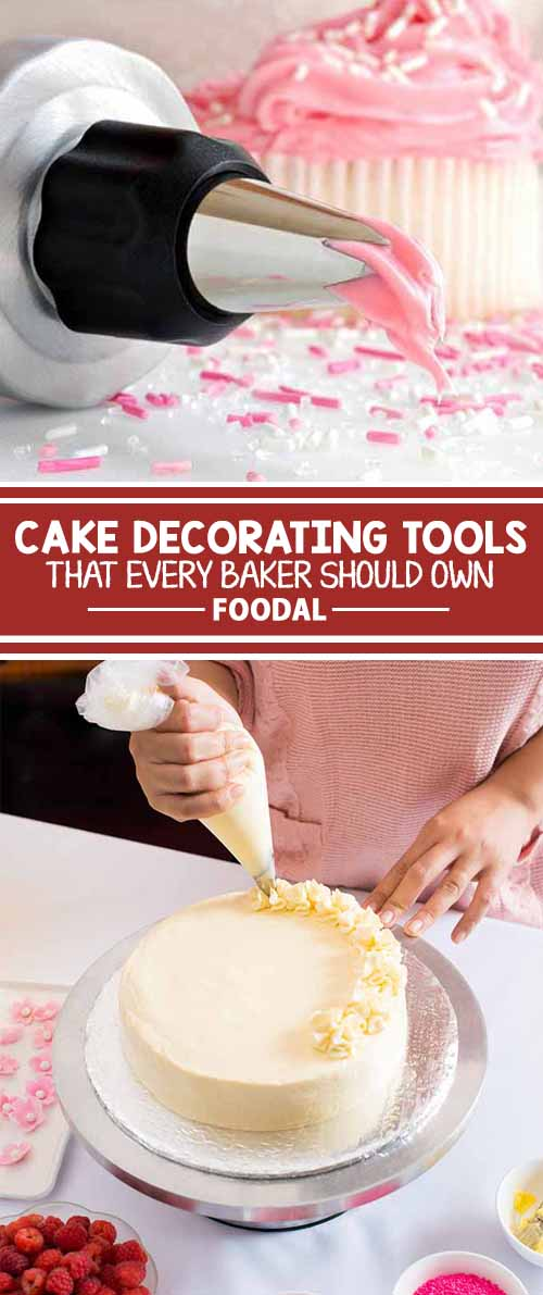 The Best Cake Decorating Tools that Every Baker Should Own