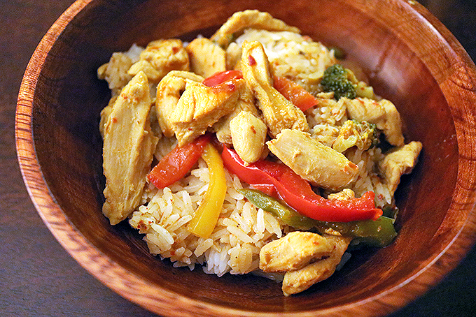 Chicken Red Curry | Foodal.com