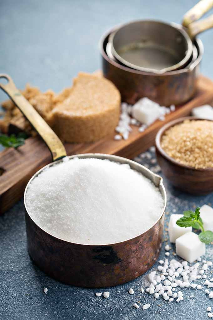 If you need help choosing the best sugar for your own baking and pastry needs, take a look at our guide explaining the most popular varieties: https://foodal.com/knowledge/baking/types-of-sugar/
