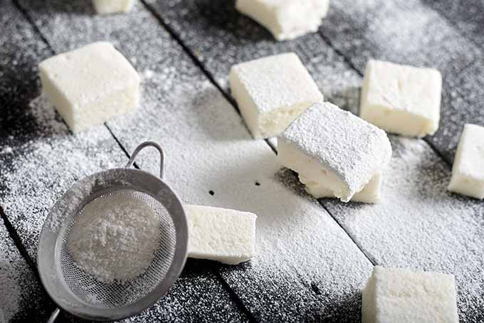 Powdered sugar is the perfect type for a smooth dusting on top of your favorite desserts. | Foodal.com