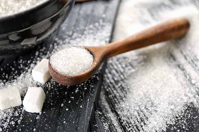 Use granulated sugar for a majority of your baking and pastry recipes. | Foodal.com