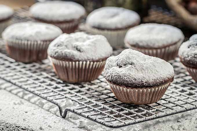 Powdered sugar provides the finishing touches on baked goods. | Foodal.com