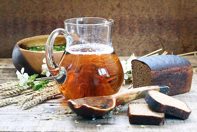 Kvass is a type of fermented beverage. | Foodal.com