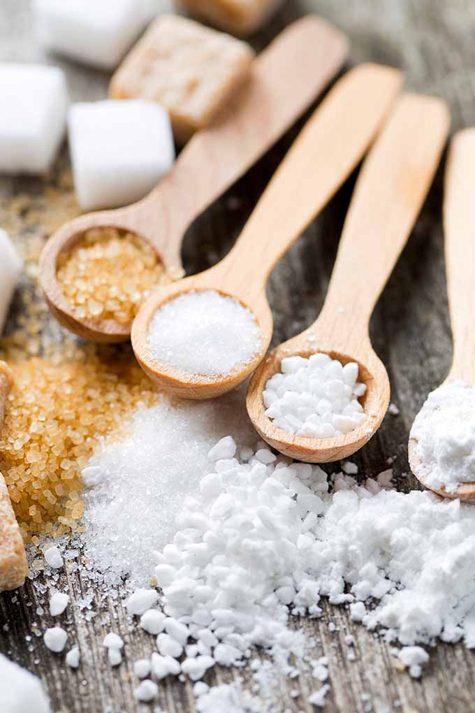 Curious about the different types of sugar? We'll give you a sweet crash course of the most popular styles: https://foodal.com/knowledge/baking/types-of-sugar/