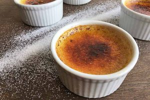 Tackling a Classic French Dessert: The Creamiest Creme Brulee