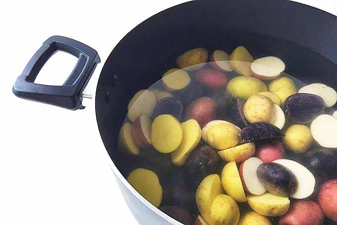 Boiling Spuds | Foodal.com