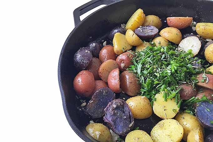 Combining Herbs and Other Ingredients with Spuds | Foodal.com