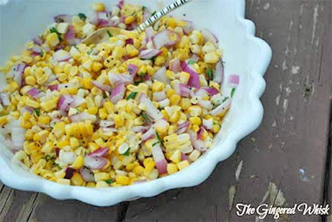 Fresh Corn Salsa | Foodal.com