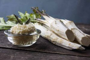 Horseradish: A Fiery Root with a Funny Name