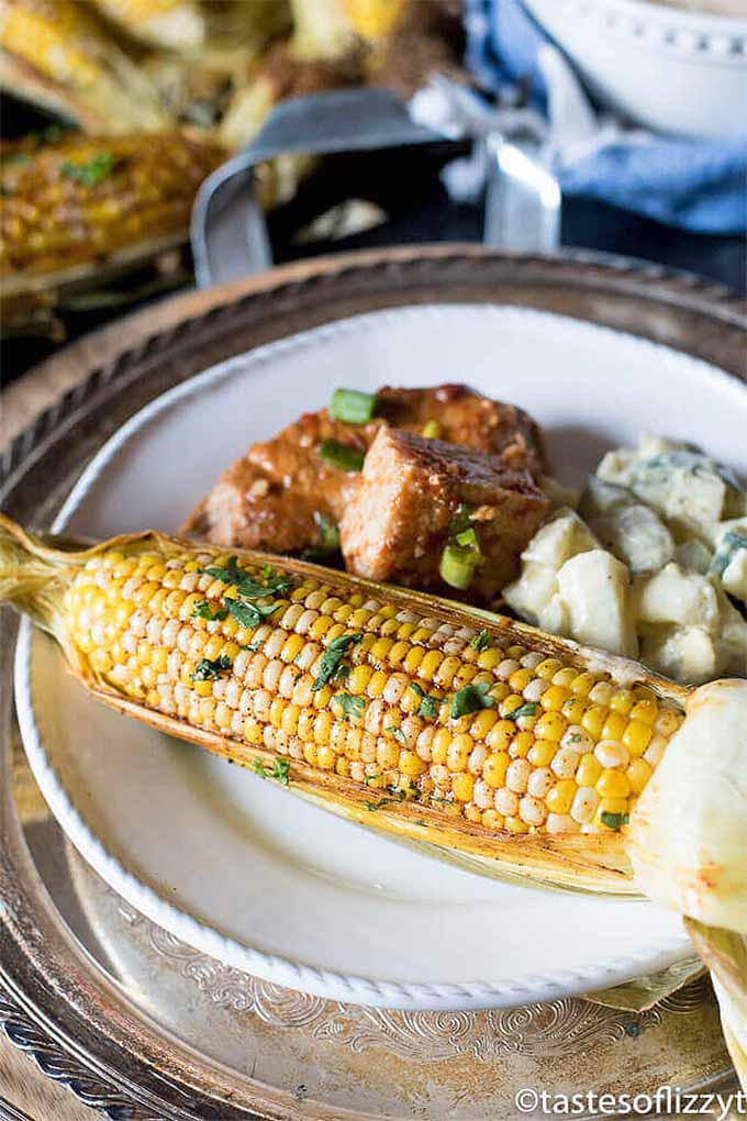 Have you ever tried roasted corn in the oven? You'll love this delicious oven-roasted corn with chili butter, and we've got more recipes to share where that came from: https://foodal.com/knowledge/paleo/best-sweet-corn-recipes/