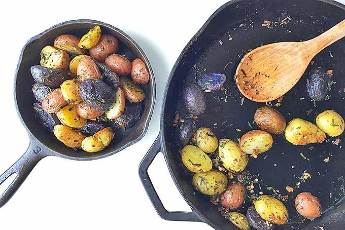 Roast New Potatoes Recipe | Foodal.com