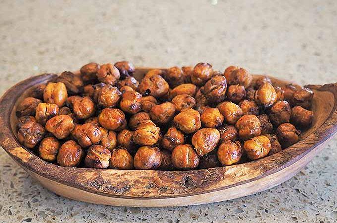 Roasted Garbanzos | Foodal.com