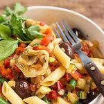 Sicilian Pasta Salad Recipe | Foodal.com
