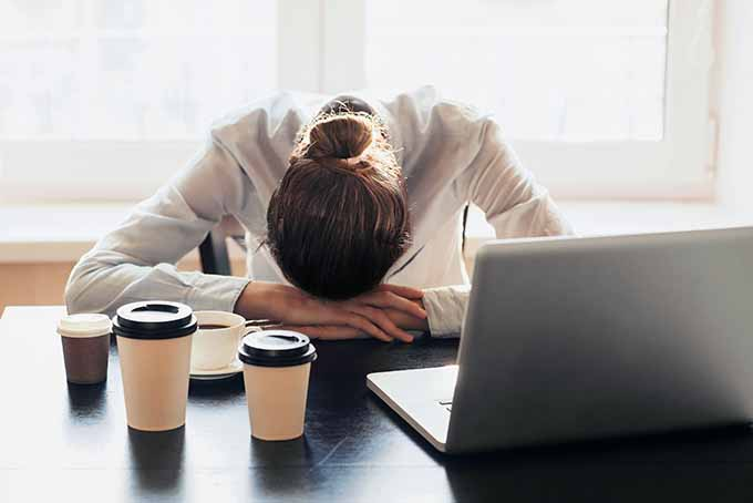 Stressed Work Impacts Digestive System | Foodal.com