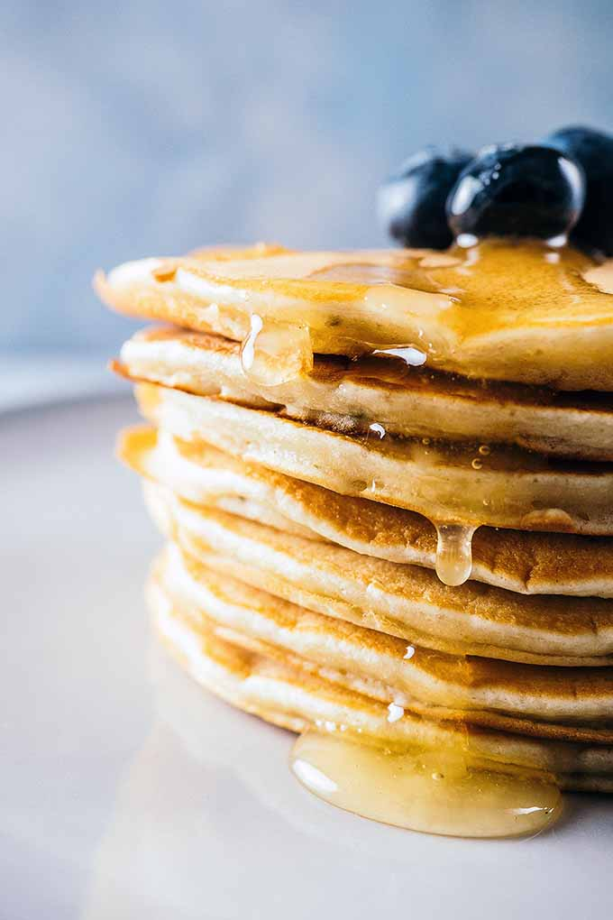 Read Foodal's review of the top five electric pancake griddles to make one of your favorite breakfast treats! Read more now: https://foodal.com/kitchen/kitchen-appliances/electric-pancake-griddles/