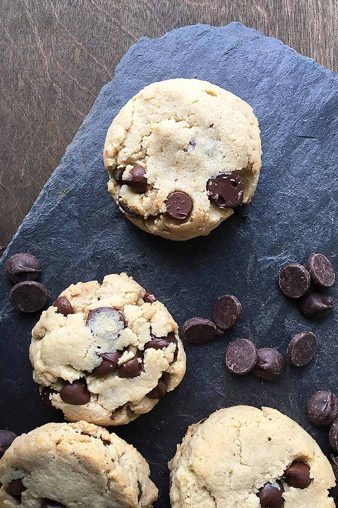 If you are on a strict diet, there is no need to get rid of dessert! Try these grain-free chocolate chip cookies. We share the recipe: https://foodal.com/recipes/desserts/grain-free-chocolate-chip-cookies/