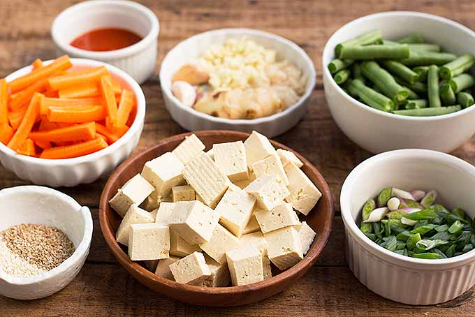 Tofu and Green Bean Recipe | Foodal.com
