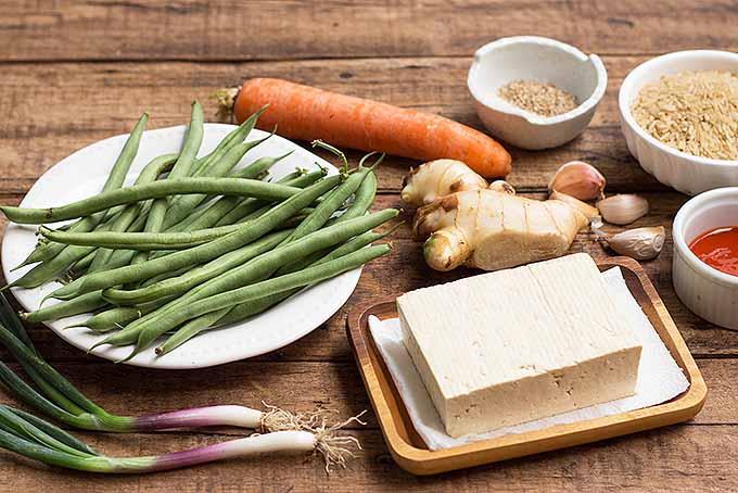 Tofu and Vegetable Dish | Foodal.com