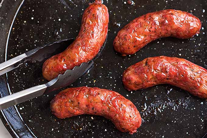 Argentine Choripan Sausage | Foodal.com