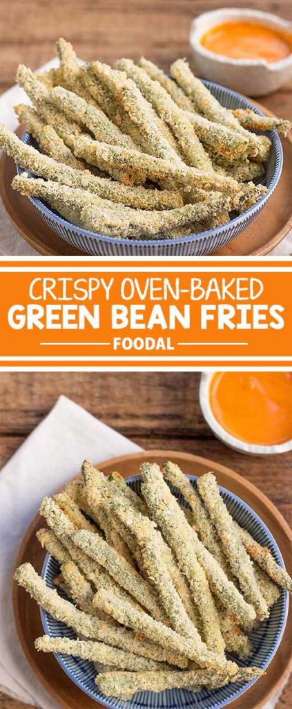 If you think that green beans are boring, you'll have to think again! In this unbelievably simple recipe, the green beans are the star of the dish. Crispy on the outside, crunchy on the inside, this is one appetizer that you'll be serving your guests over and over again, and we can assure you that they will be begging for seconds. Get the recipe from Foodal today!