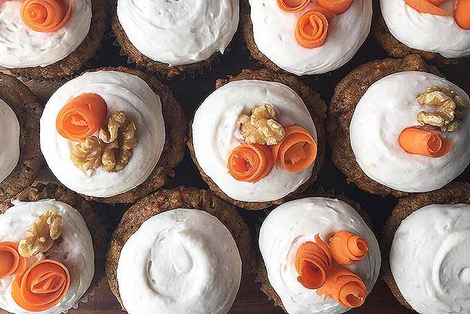 Paleo Carrot Cake Cupcake | Foodal.com