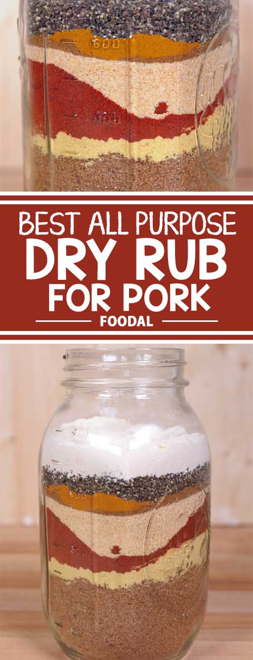Mike's All-Purpose Dry Rub for Pork