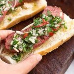 The Best Recipe for Choripan with Chimichurri | Foodal.com