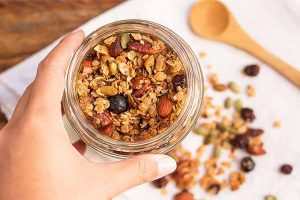 Start Your Day with Easy Homemade Granola