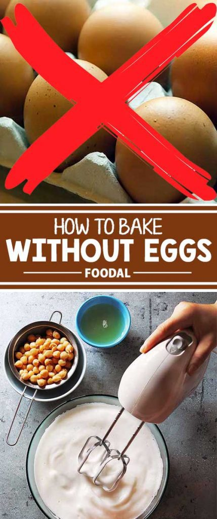 Cutting eggs out of your baking repertoire isn't the worst thing in the world. We share our favorite recipes and substitutes so you can continue baking the cookies, muffins, and breads that you love, egg free! Read more now on Foodal.