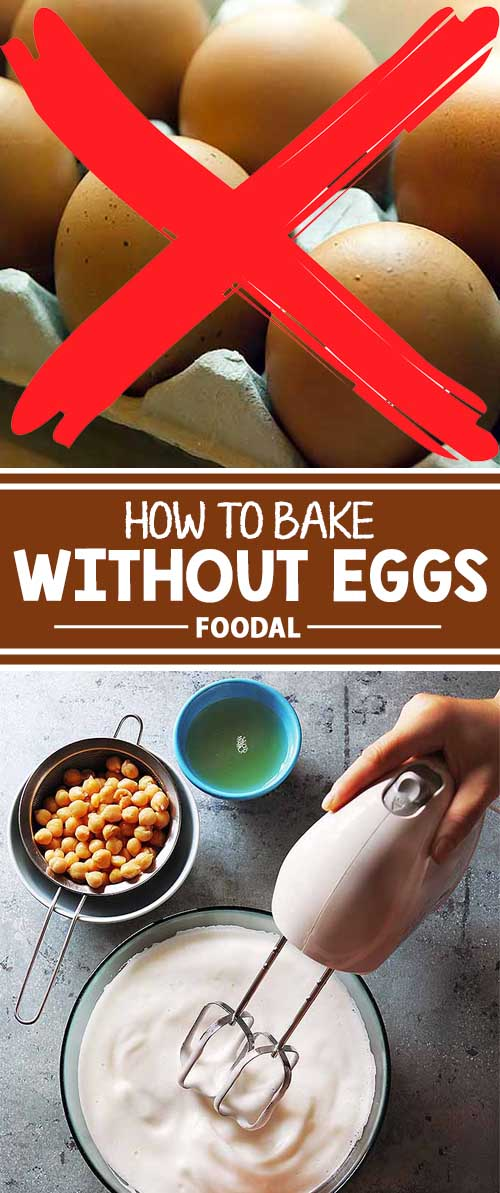 How to Bake Without Breaking Any Eggs