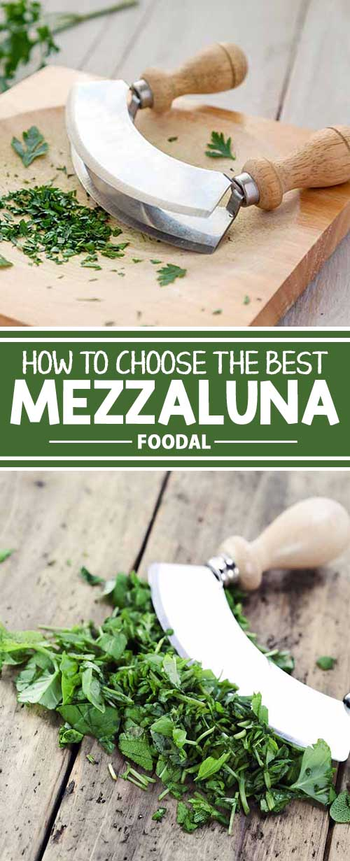 How to Use and Choose the Best Mezzaluna for Your Kitchen