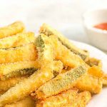The Best Deep-Fried Zucchini Fries | Foodal.com