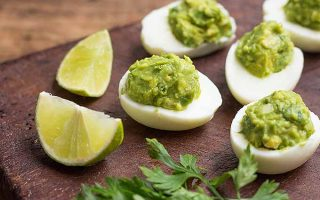 Guacamole Deviled Eggs: A Fresh Update on a Classic