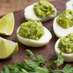 The Perfect Recipe For Guac Deviled Eggs | Foodal.com