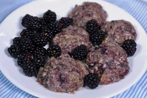 Tingle Your Tongue with These Blackberry Scones