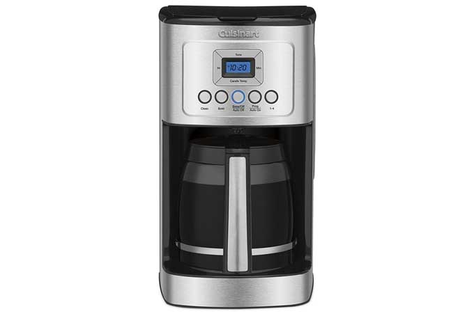Cuisinart DCC-3200 14-Cup Glass Carafe Programmable Coffeemaker Review