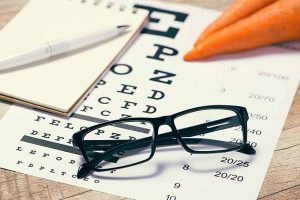 Beyond Carrots: Foods for Good Eye Health