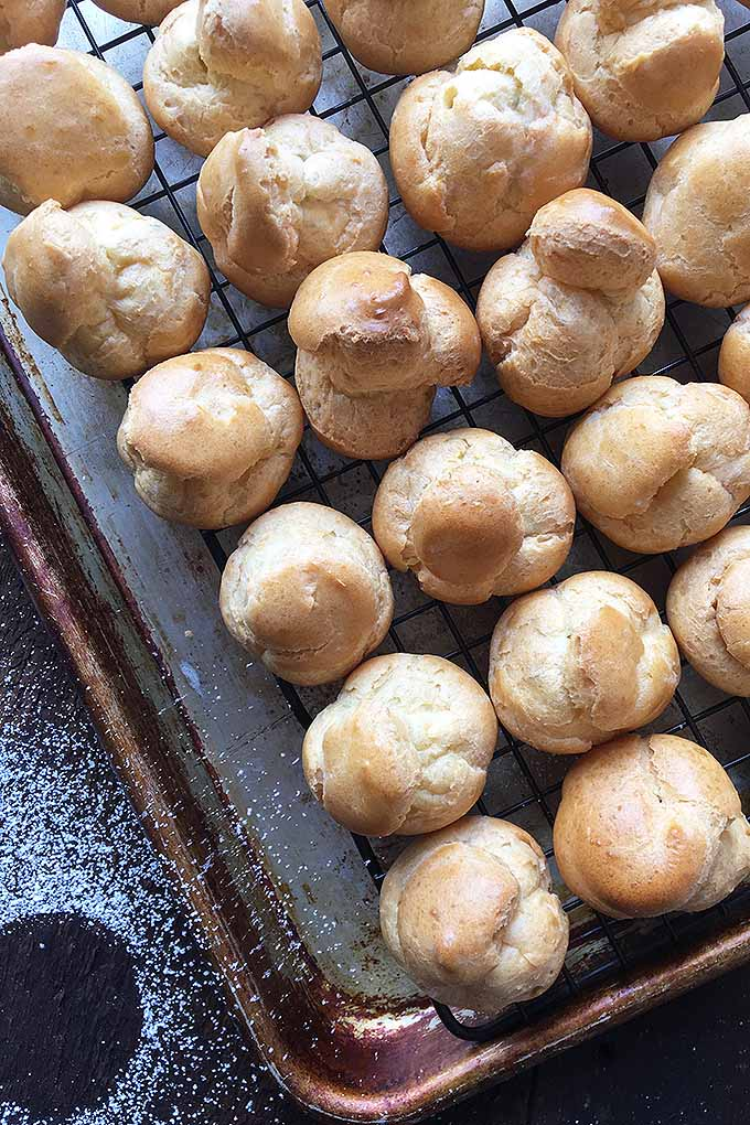If you are searching for a wonderful and special pastry for your upcoming special event, then take a look at this classic French dessert. We share the recipe now: https://foodal.com/recipes/desserts/the-perfect-party-treat-heavenly-cream-puffs