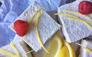 Make Vegan and Raw Lemon Bars for a Healthy No-Bake Dessert