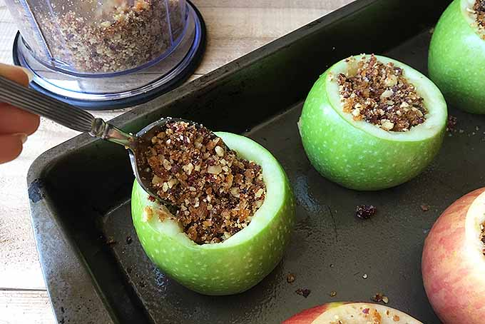 Stuffed Baked Apples | Foodal.com