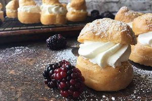 Heavenly Cream Puffs Are the Perfect Party Treat!