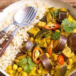 A Recipe for Eggplant Curry | Foodal.com
