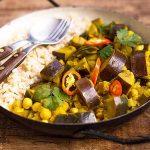 A Recipe for the Best Homemade Eggplant Curry | Foodal.com